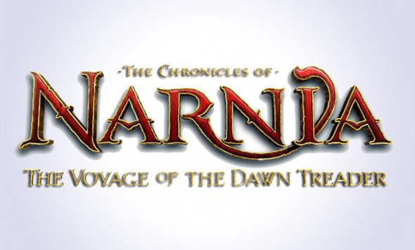 New Theatrical Poster For 'The Chronicles of Narnia: Voyage of the Dawn Treader'