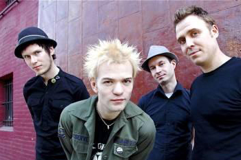 "Listen To ""Scmfuk"" From Sum 41's Forthcoming Album"