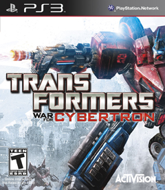 Review: 'Transformers: War for Cybertron' (XBox 360/PS3)