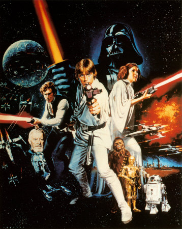 George Lucas's 'Star Wars' Saga To Be Converted To 3D!