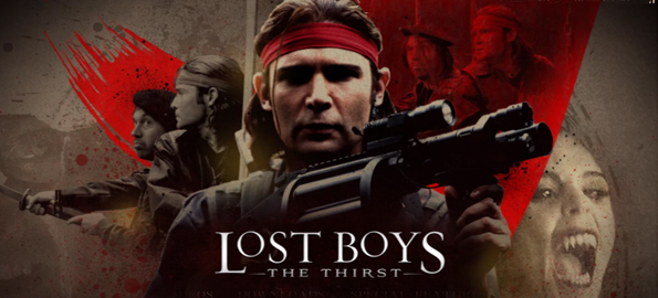 The Return of The Frog Brothers: Jamison Newlander Talks 'Lost Boys: The Thirst'