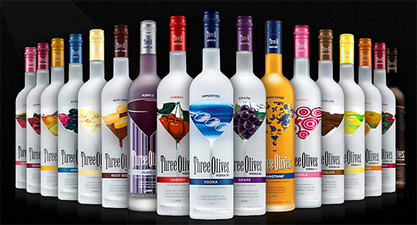 Ring In The Fall With Amazing New Flavors From Three Olives Vodka