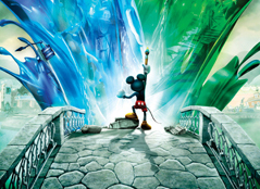 Mickey Mouse Makes His Landmark Debut on Wii™ with Launch of Disney Epic Mickey