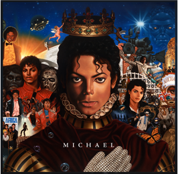 """Michael Jackson's """"(I Can't Make It) Another Day"""" Featuring Lenny Kravitz – Now Streaming!"""