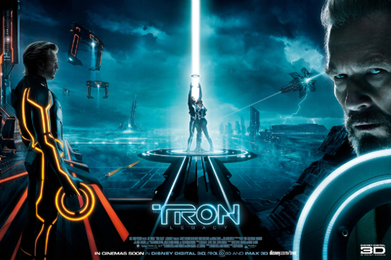 Stunning New Theatrical Trailer For 'Tron Legacy' Unleashed