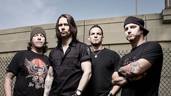 Alter Bridge Announce LiveStream Event For December 20th!