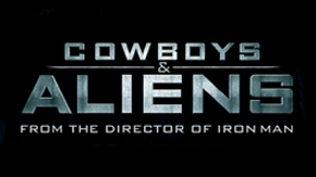 New Action-Packed Trailer For Jon Favreau's 'Cowboys & Aliens'