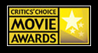 The 16th Annual Critics' Choice Movie Awards: Nominees Announced!