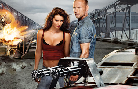 CraveOnline Launches Official Website For 'Death Race 2 Unrated'