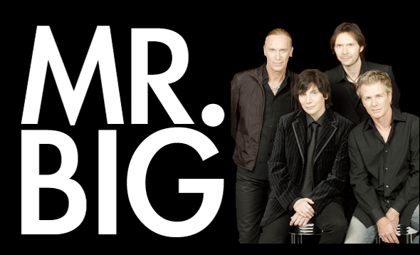 Mr. Big To Release 'What If…' In February of 2011 On Frontiers Records