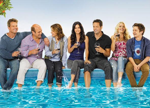 Fresh 'Cougar Town' Webisode Now Online At ABC.com