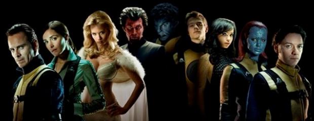 First Look At The Cast of Matthew Vaughn's 'X-Men: First Class'