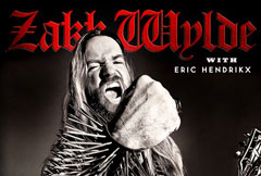 Zakk Wylde To Release 'Bringing Metal To The Children' In May 2011!