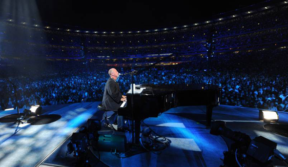 Billy Joel 'Live at Shea Stadium' Concert Film Available On March 8th!