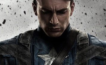 Official Theatrical Poster For 'Captain America: First Avenger' Revealed