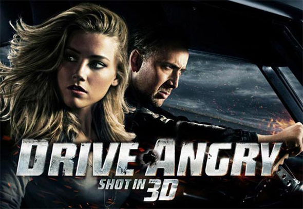 Red Band Trailer For 'Drive Angry 3D' Unleashed!