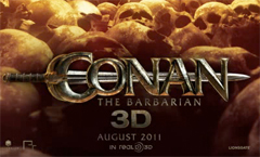 New Theatrical Trailer For 'Conan The Barbarian' Unveiled!