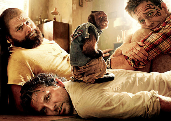 New Theatrical Poster For 'The Hangover Part II' Revealed