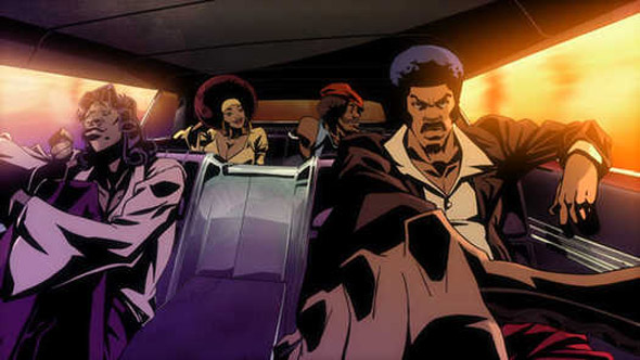 'Black Dynamite' Gets Animated! To Debut On Adult Swim In Spring of 2012!