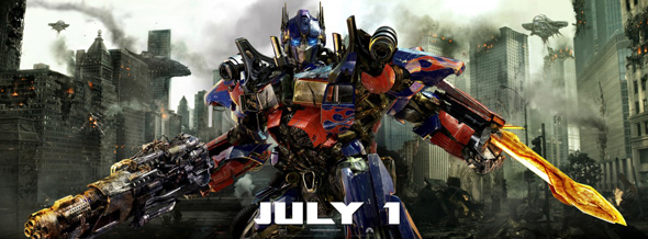 Explosive New Trailer For 'Transformers: Dark of the Moon' Unleashed!