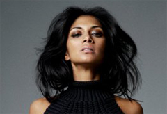"Nicole Scherzinger Confirms Hosting Gig on X Factor, Offers Look A ""Black Dog"" Recording Session"