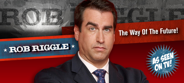 Rob Riggle Discusses His Comedic Roots & Upcoming Projects!