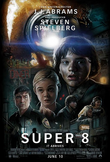 Paramount Pictures And Twitter Team Up To Offer 'Super 8' Sneak Preview!