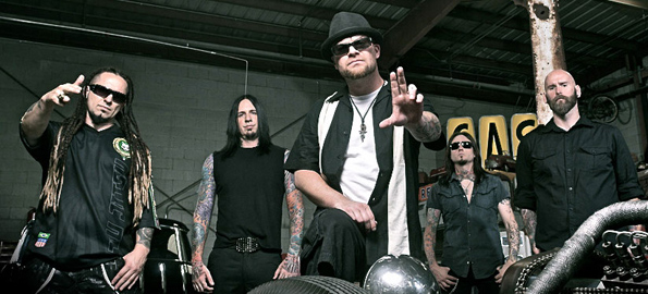 Jason Hook of Five Finger Death Punch Talks 'American Capitalist' & Much More!