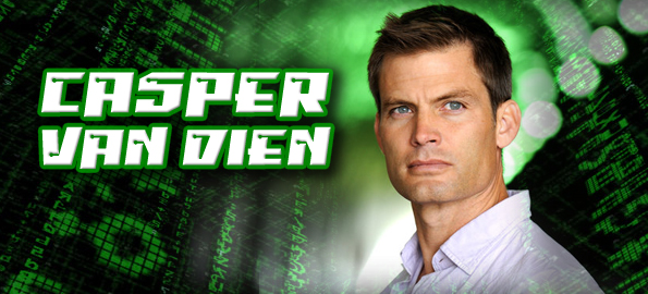Casper Van Dien Discusses His Career, New Projects & 'Starship Troopers'