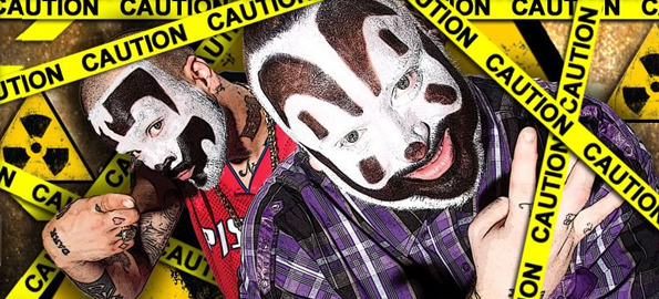 "Insane Clown Posse Launch ""The Mighty Death Pop!"" Scavenger Hunt"