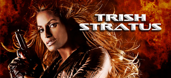Pure Stratusfaction: Trish Stratus Discusses Her Action Film Debut & More!