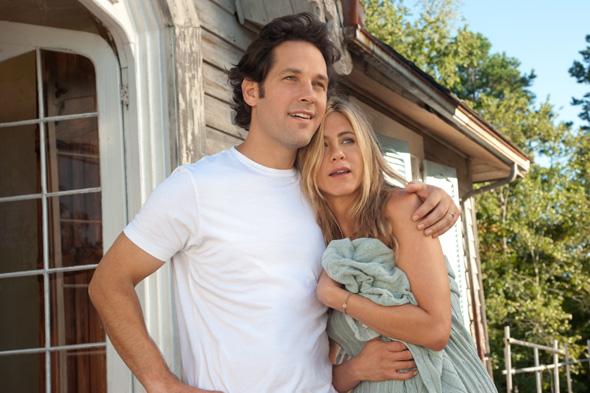 Red Band Trailer For 'Wanderlust' Starring Paul Rudd and Jennifer Aniston