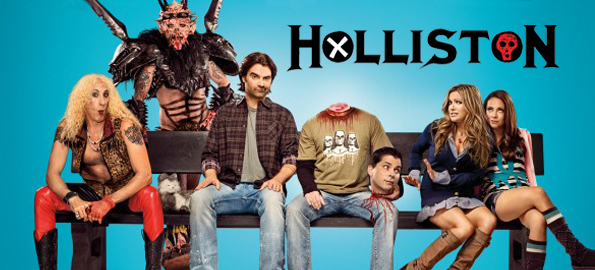 "Laura Catalina Ortiz Dishes On Adam Green's Horror/Comedy Sitcom ""Holliston"""