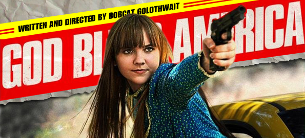 God Bless America: Bobcat Goldthwait Discusses His Latest Film Project!