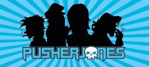 PUSHERJONES: Velvet Revolver's Dave Kushner Discusses His New Project!