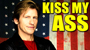 "Funny Or Die Premieres Denis Leary's ""Kiss My Ass"" Video"