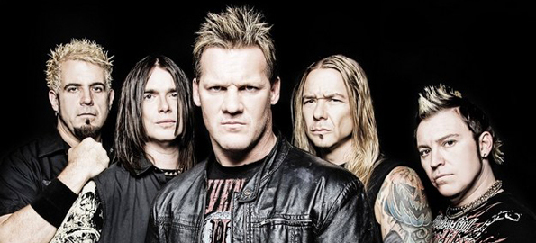 "CHRIS JERICHO: On The Rise of Fozzy, ""Jon Davis Gets A Sex Robot"" And More!"