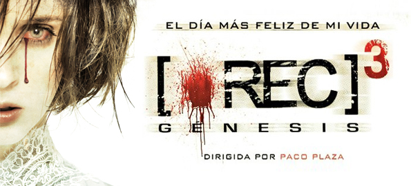 Director Paco Plaza Discusses His Latest Flick '[Rec] 3: Genesis'