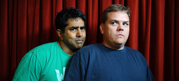 "Jay Chandrasekhar and Kevin Heffernan Discuss ""The Babymakers""!"
