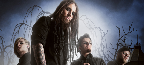 """LOVE AND DEATH: Brian """"Head"""" Welch Discusses 'Between Here & Lost'"""