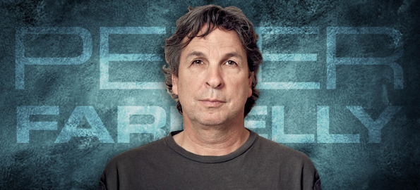 "Peter Farrelly Discusses The Challenges of Bringing ""Movie 43"" To Life!"