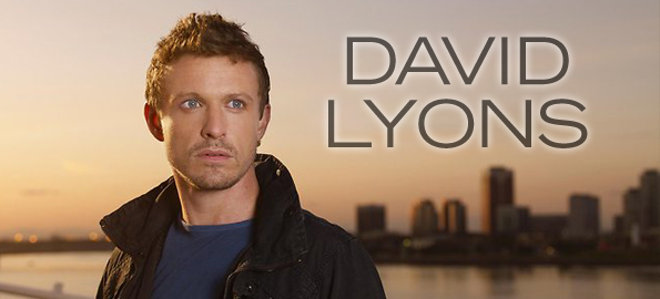 David Lyons Discusses His Career, Role In 'Safe Haven' And Much More!