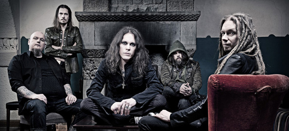 TEARS ON TAPE: Ville Valo Discusses H.I.M's Longevity, New Album and More!