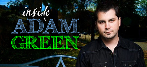 Inside Adam Green: Horror's Most Intriguing Director Talks 'Hatchet 3' And More!