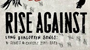 """Rise Against Unveil New Viral Sampler In Support of """"Long Forgotten Songs: B-Sides & Covers 2000-2013""""."""