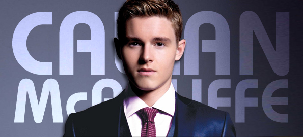 ON THE RISE: Callan McAuliffe Offers An Inside Look At His Blossoming Career