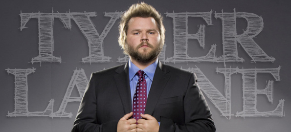 "LARGER THAN LIFE: Tyler Labine On His Career, ""Best Man Down"" And More!"