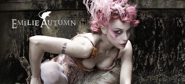 IN BLOOM: Emilie Autumn Offers An In-Depth Look At Her Fascinating World!