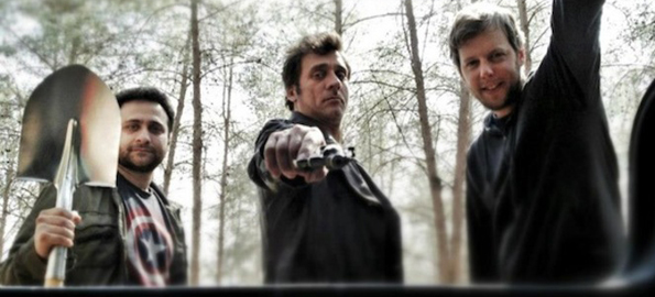 BIG BAD WOLVES: Navot Papushado and Aharon Keshales On Their Latest Film!