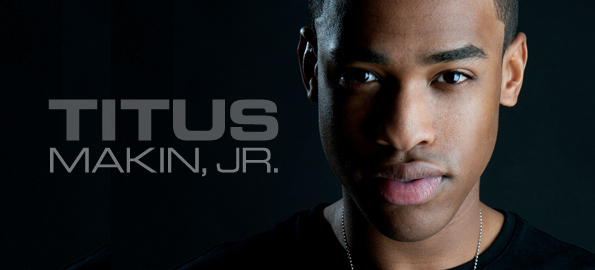 Titus Makin, Jr. Discusses His Career, Role On 'Star-Crossed,' Music and More!